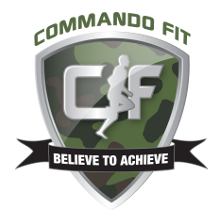 commando fit logo